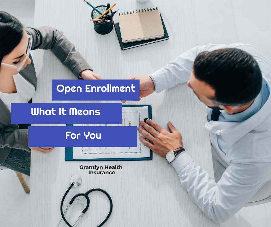 Open Enrollment - What Does That Mean For You? - Insurance ...