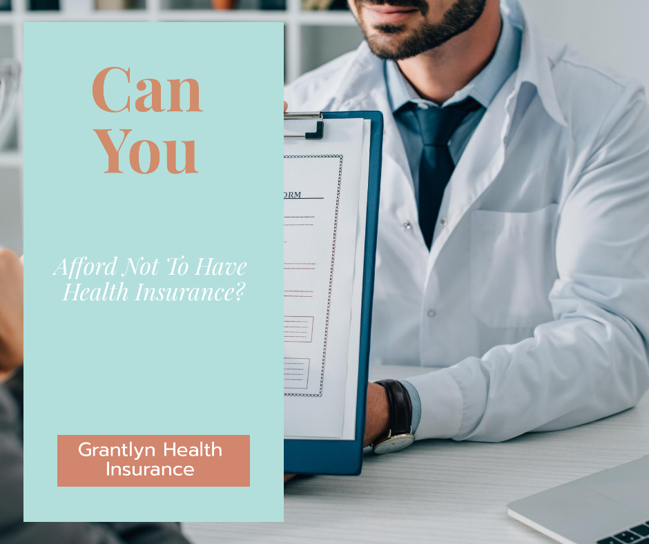 Can You Afford Not To Have Health Insurance Coverage